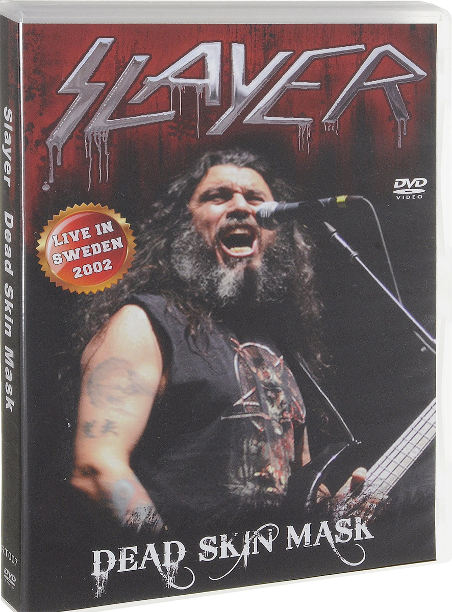 Slayer: Dead Skin Mask: Live In Sweden 2002 classic rock heroes live
