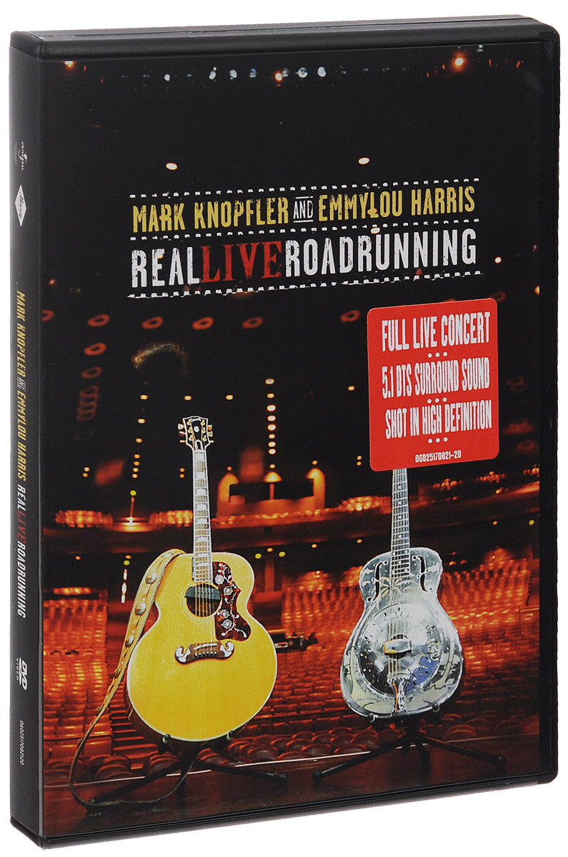 Mark Knopfler And Emmylou Harris: Real Live Roadrunning mark knopfler mark knopfler tracker 2 lp
