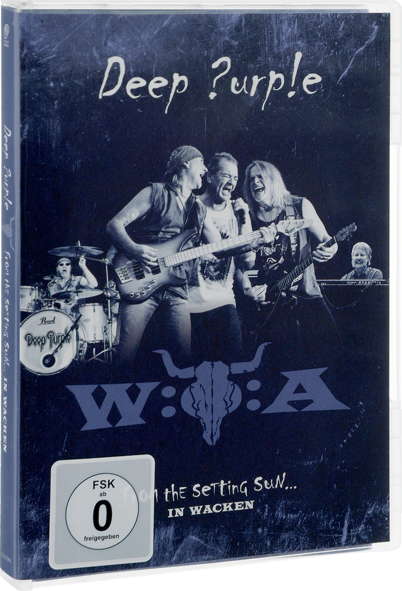 Deep Purple: From The Setting Sun... (In Wacken) deep purple deep purple stormbringer 35th anniversary edition cd dvd