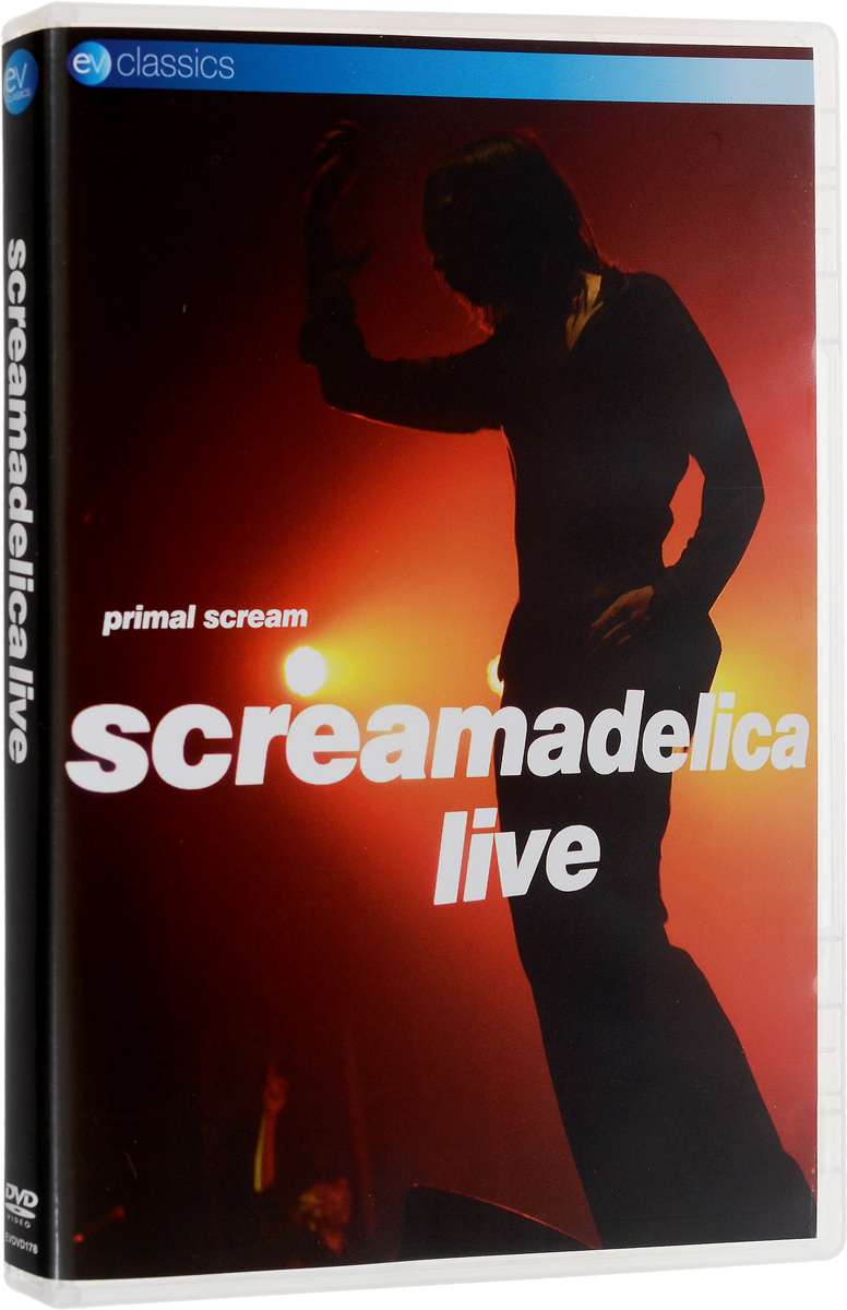 Primal Scream. Screamadelica Live