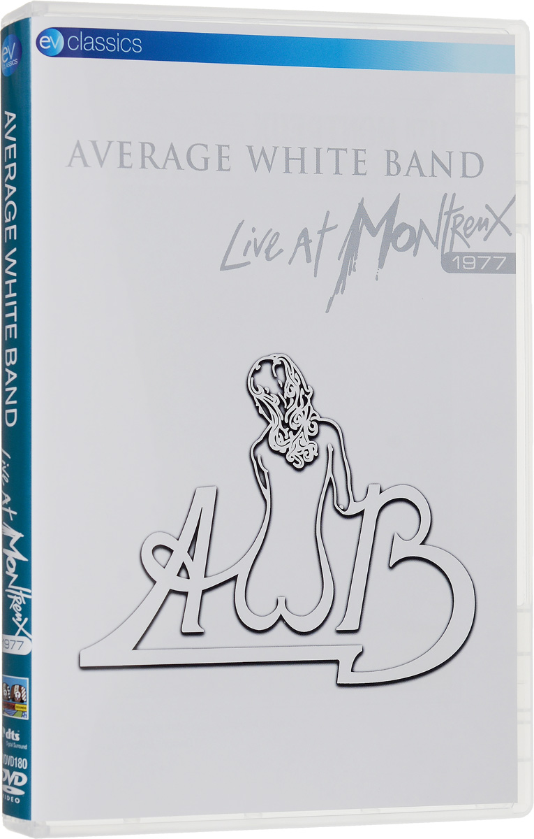 Average White Band. Live At Montreux 1977 yes live at montreux 2003 blu ray