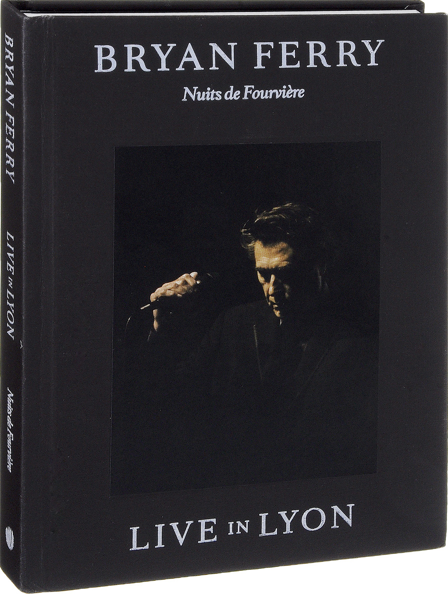 Bryan Ferry: Live In Lyon bryan adams live at slane castle