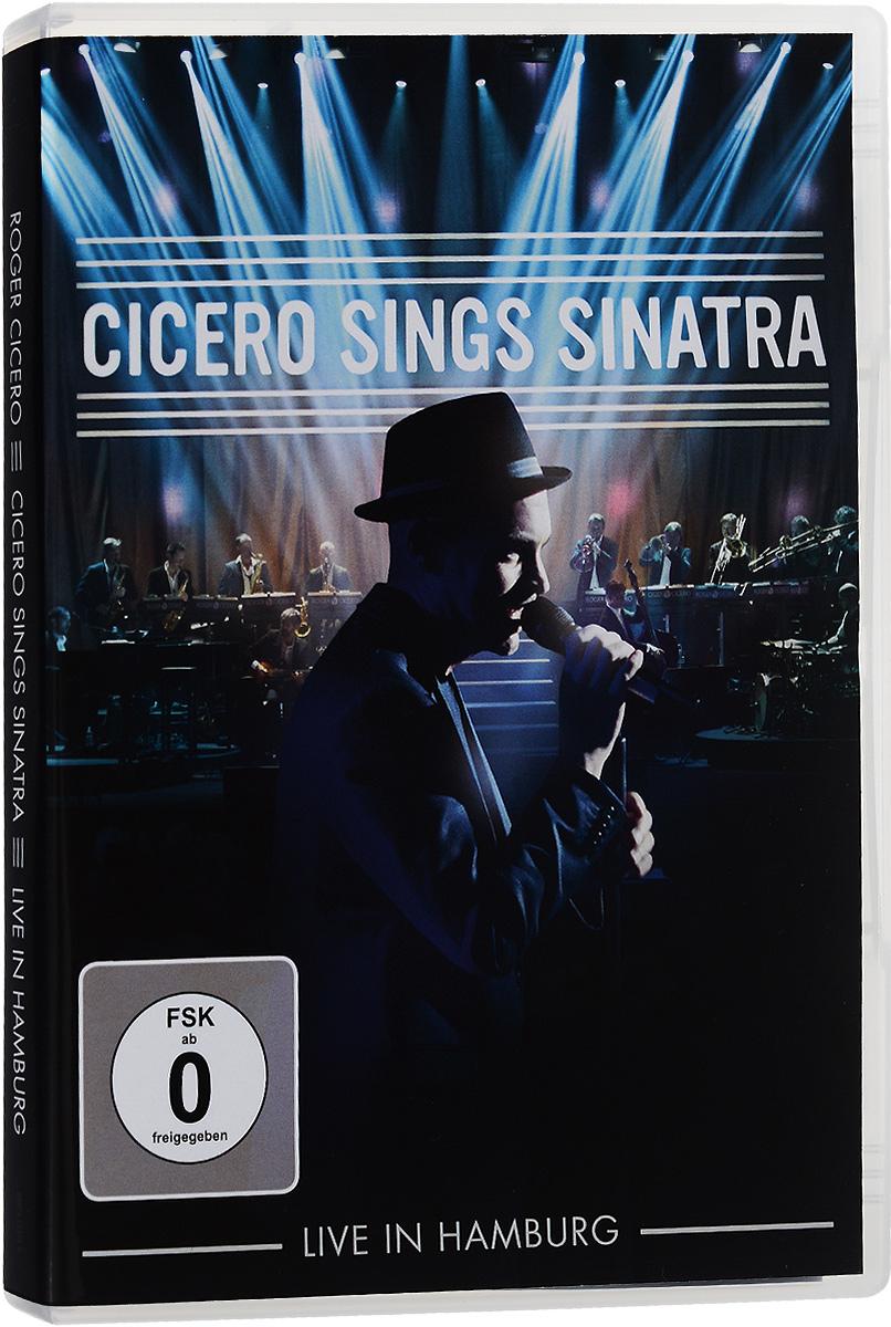 Cicero Sings Sinatra: Live In Hamburg cicero sings sinatra live in hamburg blu ray