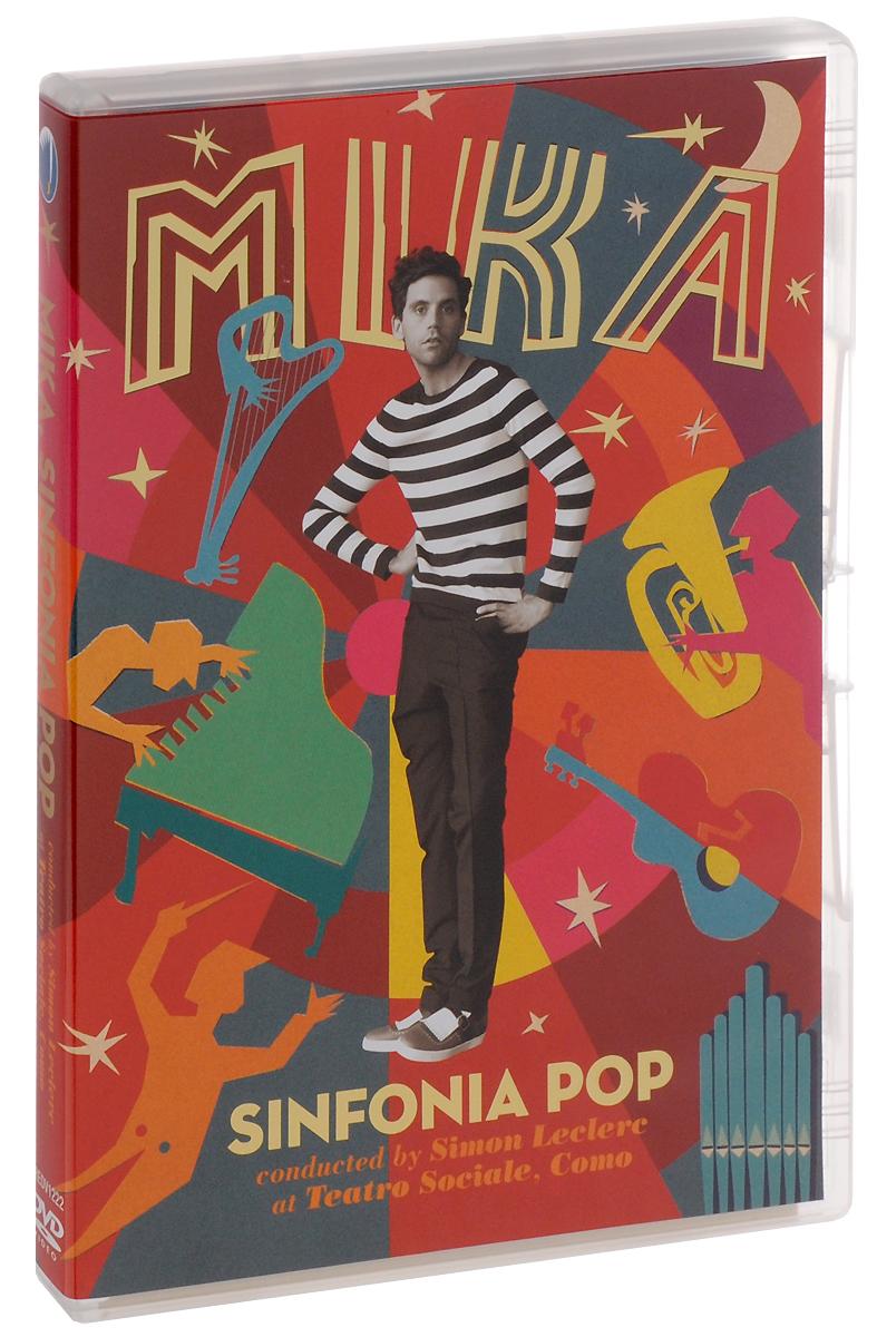 Mika. Sinfonia Pop jaguar ножницы jungle 2 вида 1 шт 45250 2 5 0