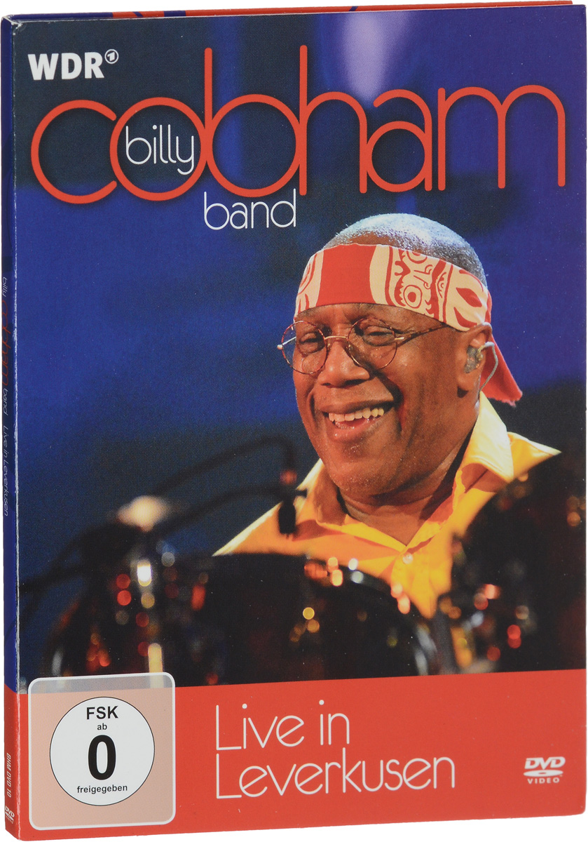 Billy Cobham Band: Live In Leverkusen 2016 bigbang world our made final in seoul live