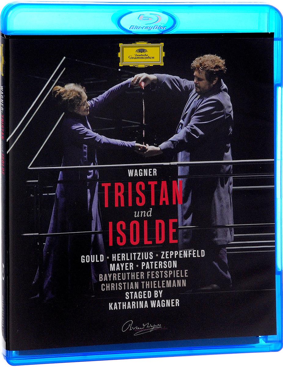 Wagner: Tristan Und Isolde (Blu-ray) электрический краскопульт w550 wagner