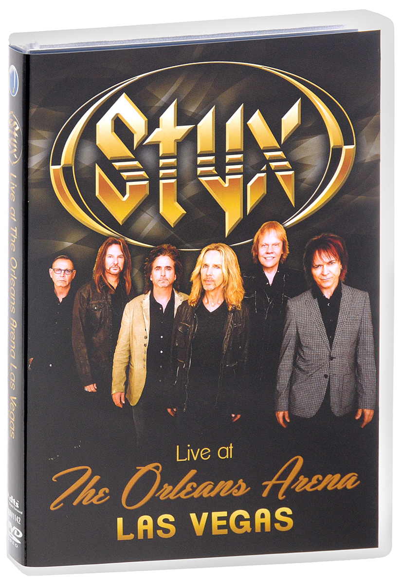 Styx: Live At The Orleans Arena Las Vegas guns n roses appetite for democracy live at the hard rock casino las vegas