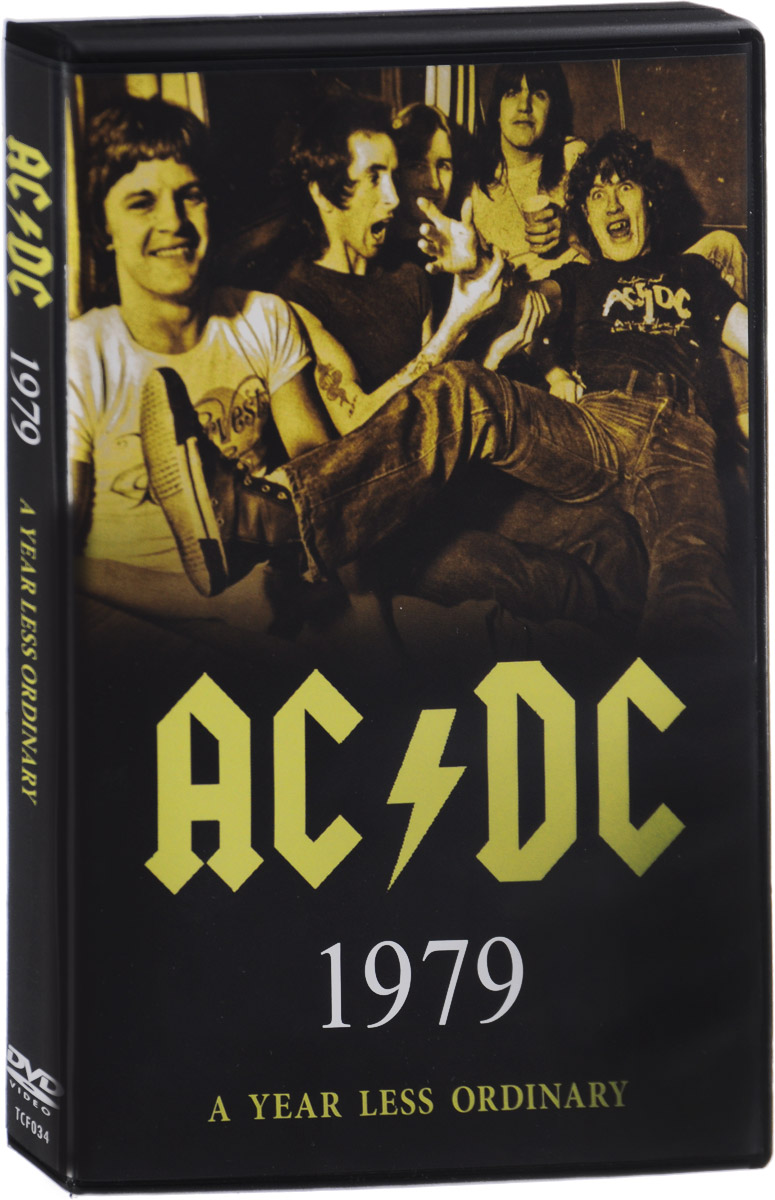 AC/DC: 1979: A Year Less Ordinary cd ac dc for those about to rock we salute you remastered