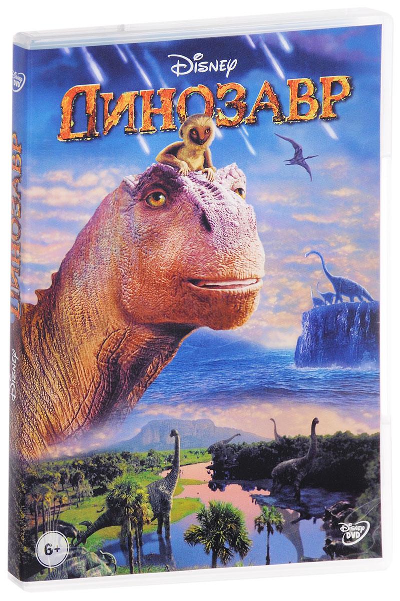 Новый полнометражный мультфильм студии `Walt Disney` `Динозавр` стал одним из самых интересных событий последнего времени в мире мультипликации. Его кассовые сборы составили 276 200 000 долларов.Это первый фильм нового тысячелетия, открывающий невиданные возможности развлекательного кино. Мультипликация совмещена с реальными съемками, что создает беспрецедентное по достоверности, красочности и масштабу зрелище. На экране оживает грандиозный доисторический мир, который населяют экзотические создания, прекрасные и гордые динозавры. Неспокойная планета встречает их своими неуправляемыми стихиями, далекий космос грозит метеоритными дождями. Зритель окажется у таинственных истоков неизведанного и увидит, как выглядел мир до появления на Земле человека.