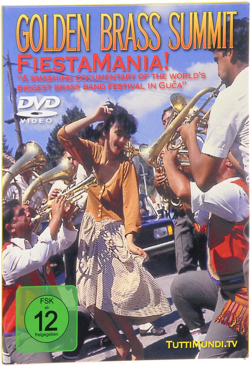 Golden Brass Summit Fiesta Mania