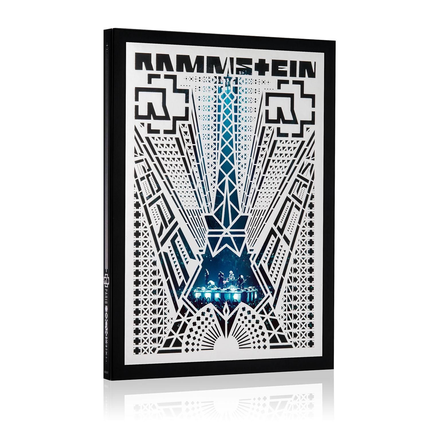 rammstein paris cd dvd