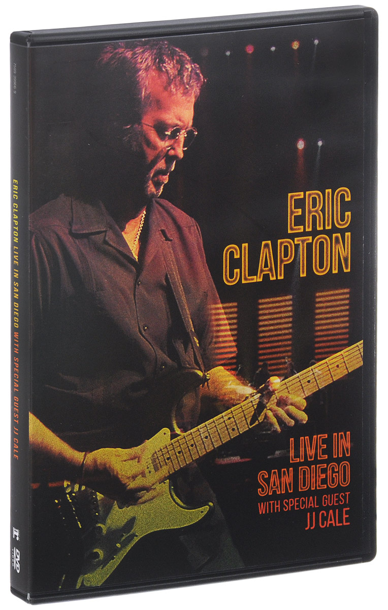 Eric Clapton: Live In San Diego: With Special Guest Jj Cale eric clapton i still do cd