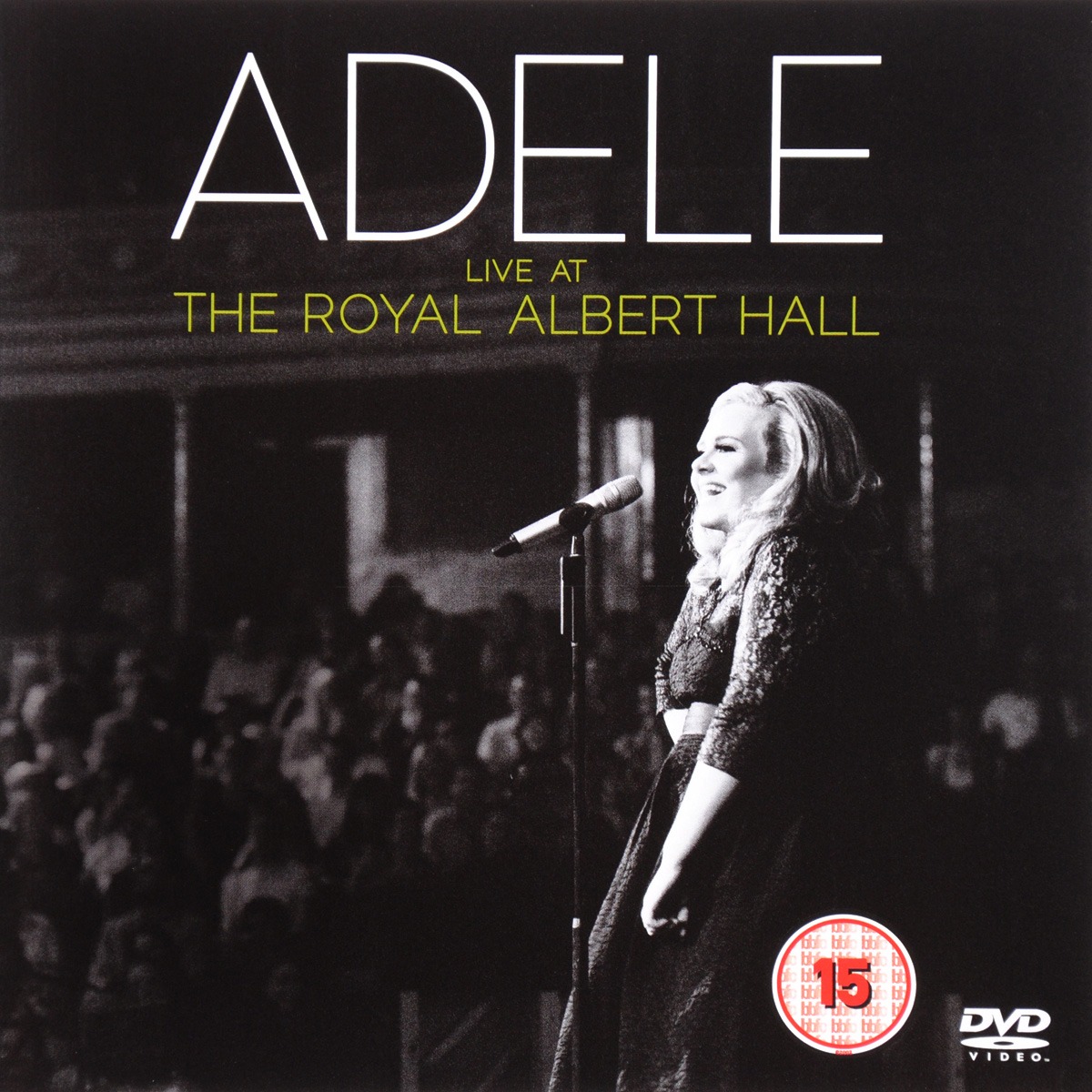 Adele: Live At The Royal Albert Hall (DVD + CD) pantera pantera reinventing hell the best of pantera cd dvd