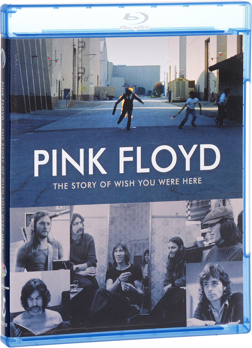 Pink Floyd: The Story of Wish You Were Here (Blu-ray) jackie kay wish i was here