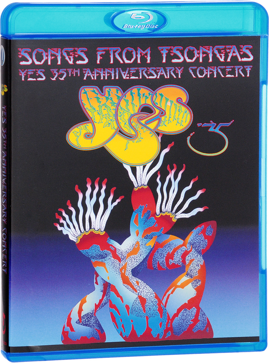 Yes: Songs From Tsongas / Yes: 35th Anniversary Consert: Special Edition (Blu-ray) when you re strange songs from the motion picture