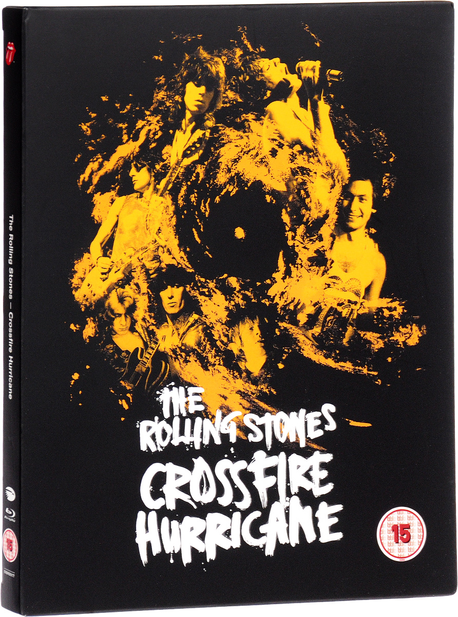 The Rolling Stones: Crossfire Hurricane (Blu-ray) crossfire a 2550 a