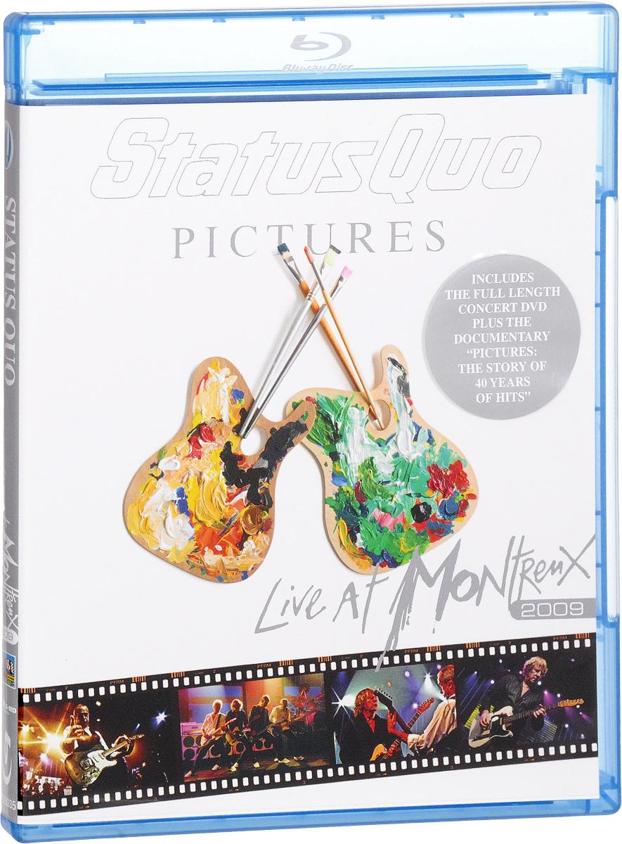 Status Quo. Pictures: Live At Montreux 2009 (Blu-ray) ranbir singh and amarjit singh status of haryana tourism