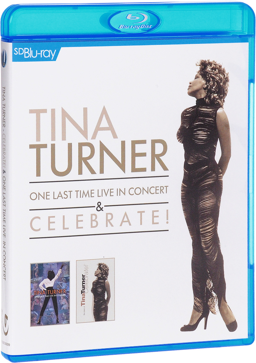Tina Turner: One Last Time Live In Concert & Celebrate! (Blu-ray)