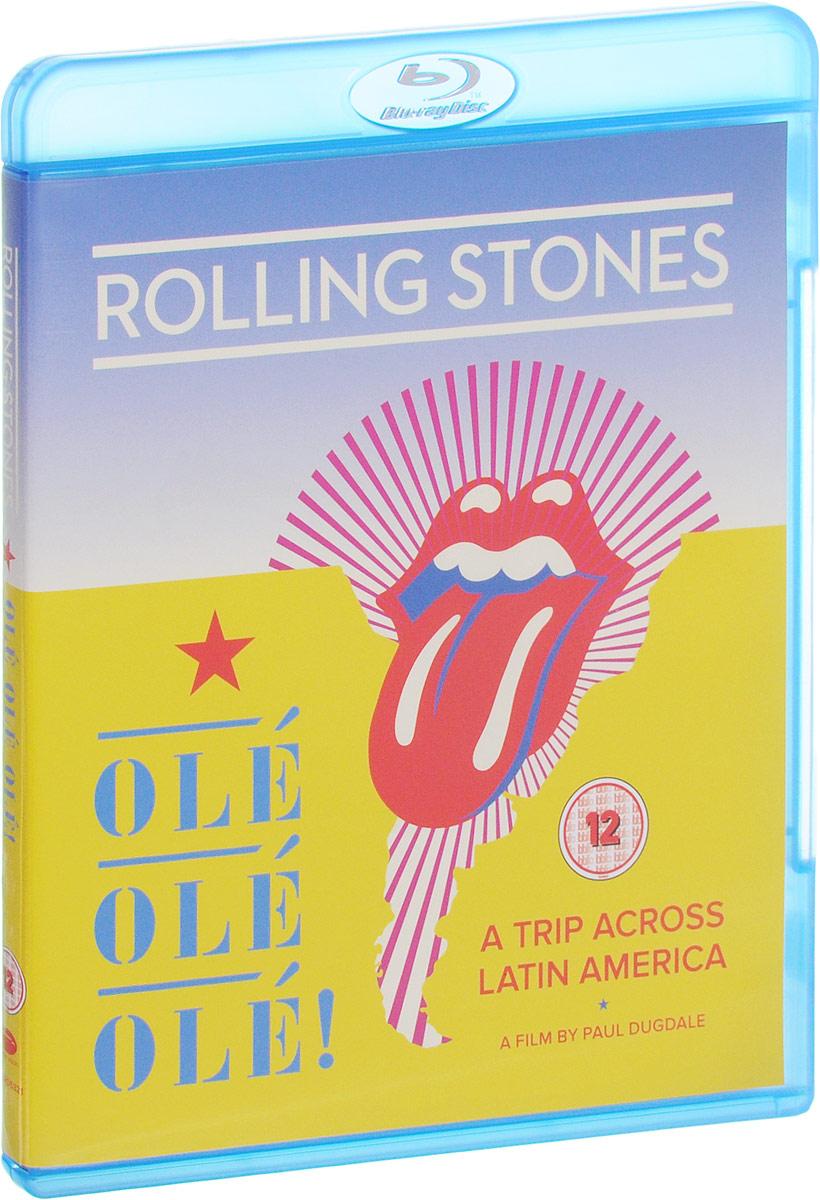 The Rolling Stones: Ole Ole Ole!: A Trip Across Latin America (Blu-ray) department department latin american cinema–j