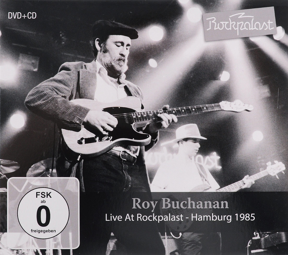 Roy Buchanan: Live At Rockpalast (DVD + CD) dvd диск igor moisseiev ballet live in paris 1 dvd